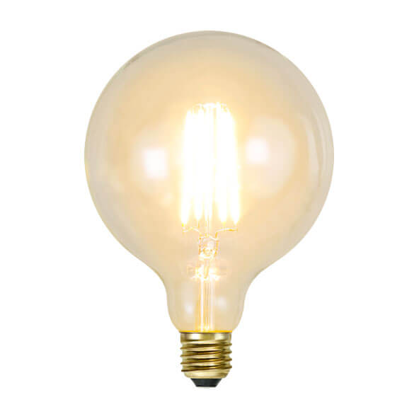 Ampoule LED rétro Edison Globe dimmable