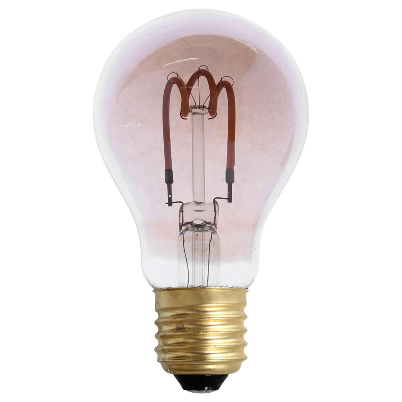 Ampoule LED rétro classique
