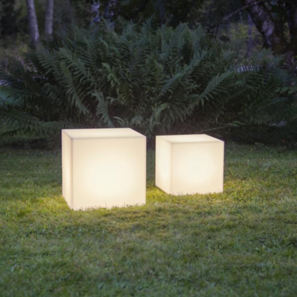 Cube lumineux LED Medium