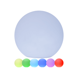 Lampe extérieure LED globe small