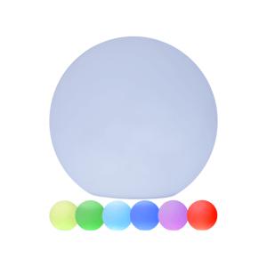 Lampe extérieure LED globe medium