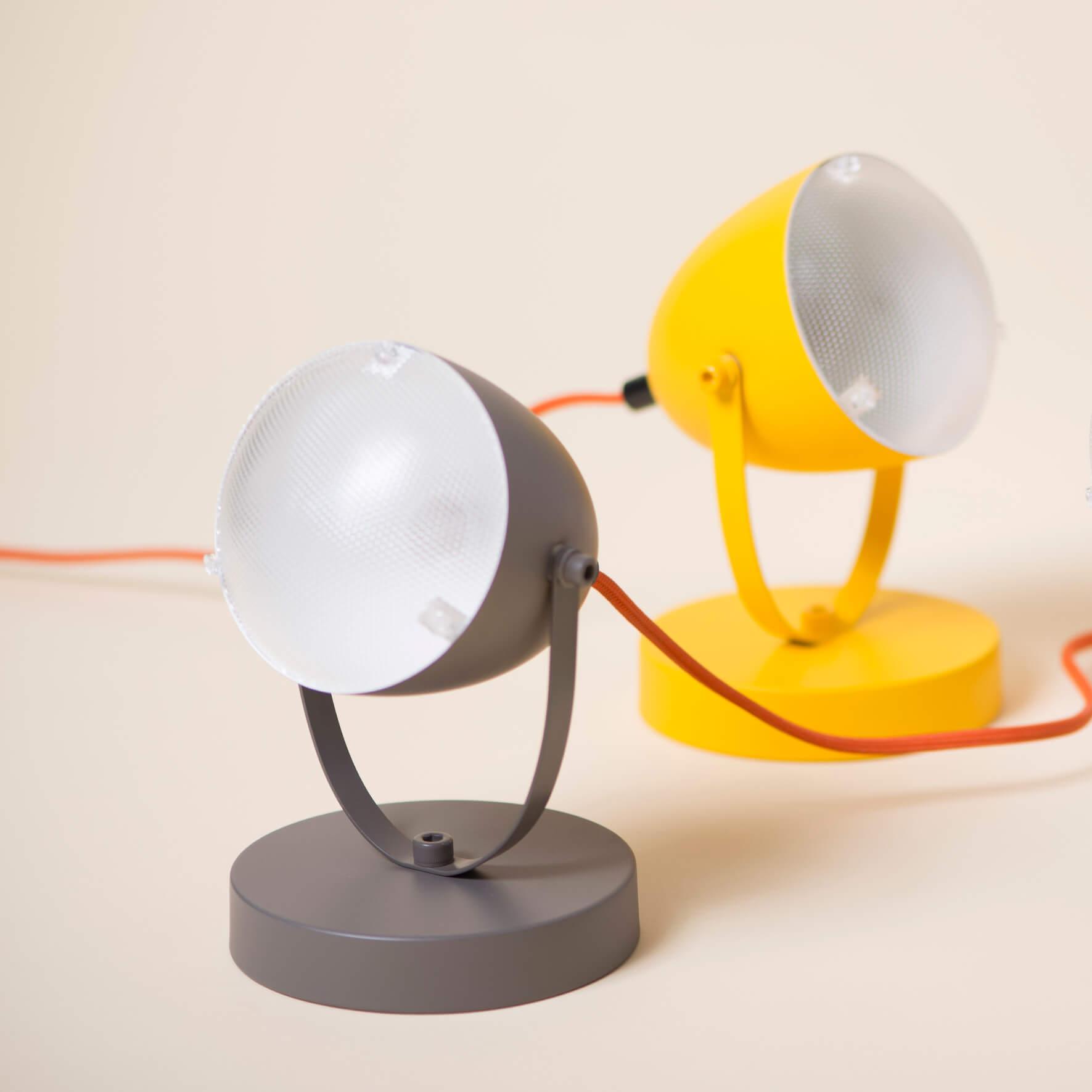 Spotlight Lampe