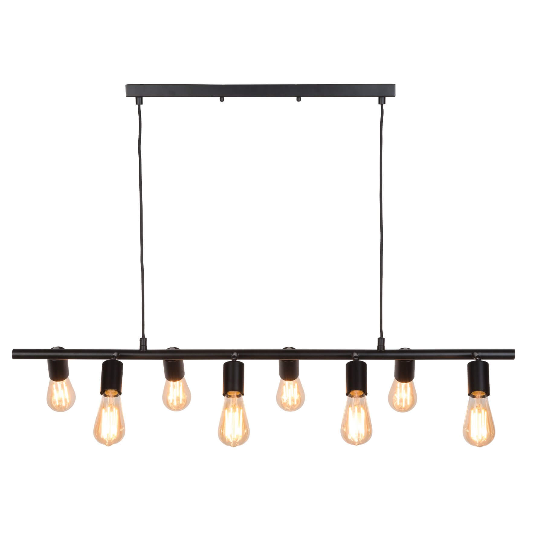 Suspension lustre Miami noir - It's About Romi