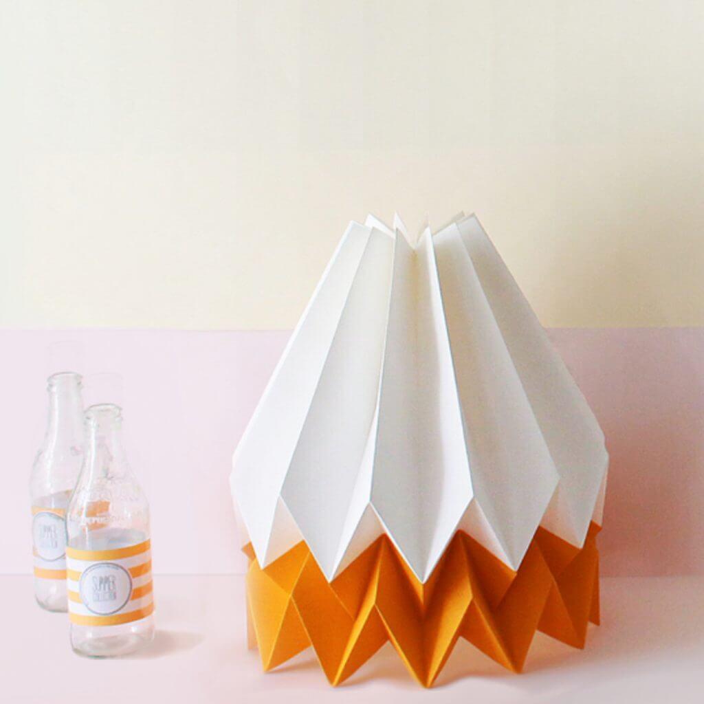 Suspension origami summer mango - Orikami