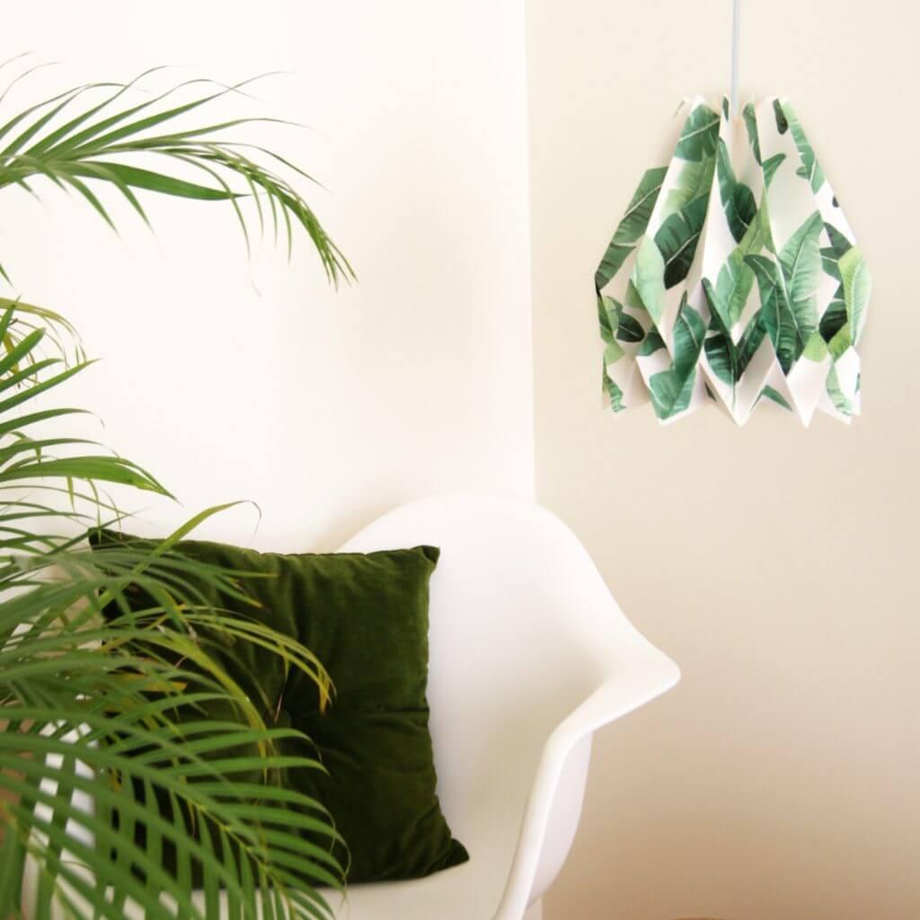 Suspension origami tropical - Orikami