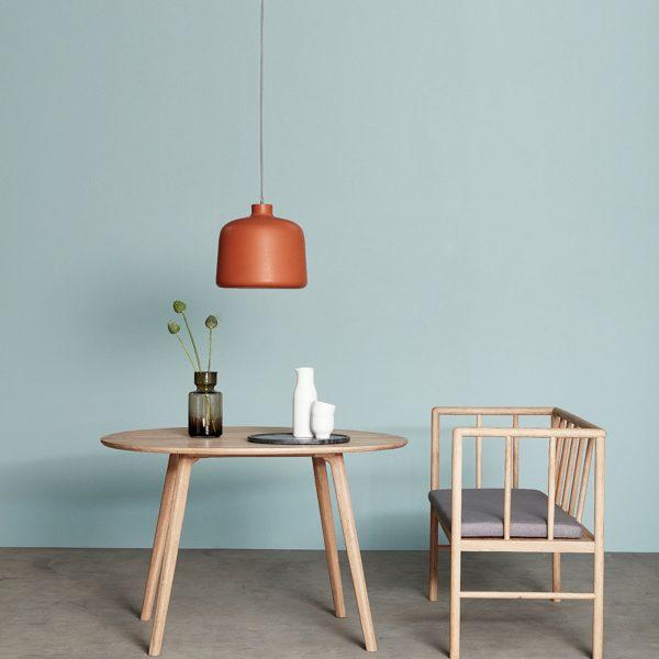 Hängeleuchte Terracotta - Hübsch Interior Design