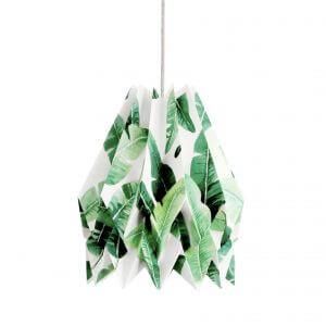 Suspension origami tropical