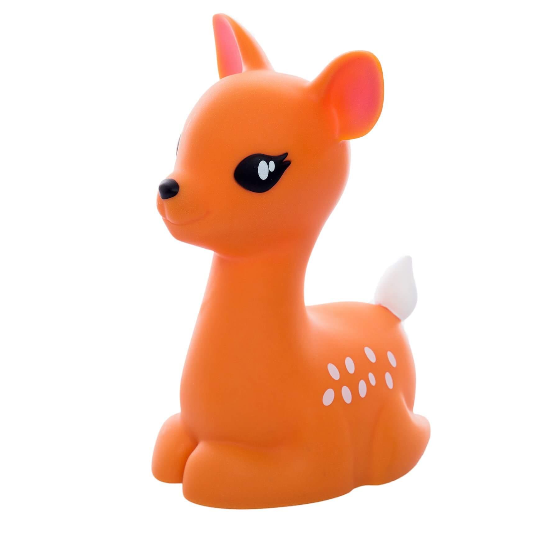 Bambi-Nachtlicht orange