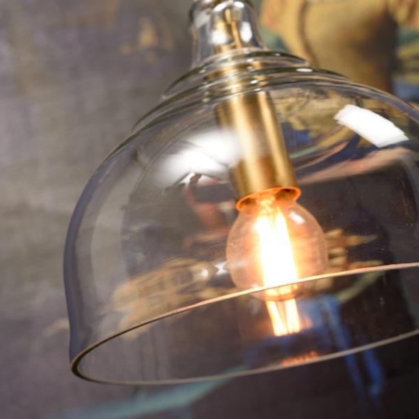Suspension en verre cristal Bruxelles - It's About Romi
