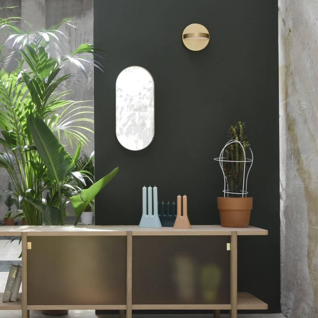 Applique murale Plus doré - Eno Studio