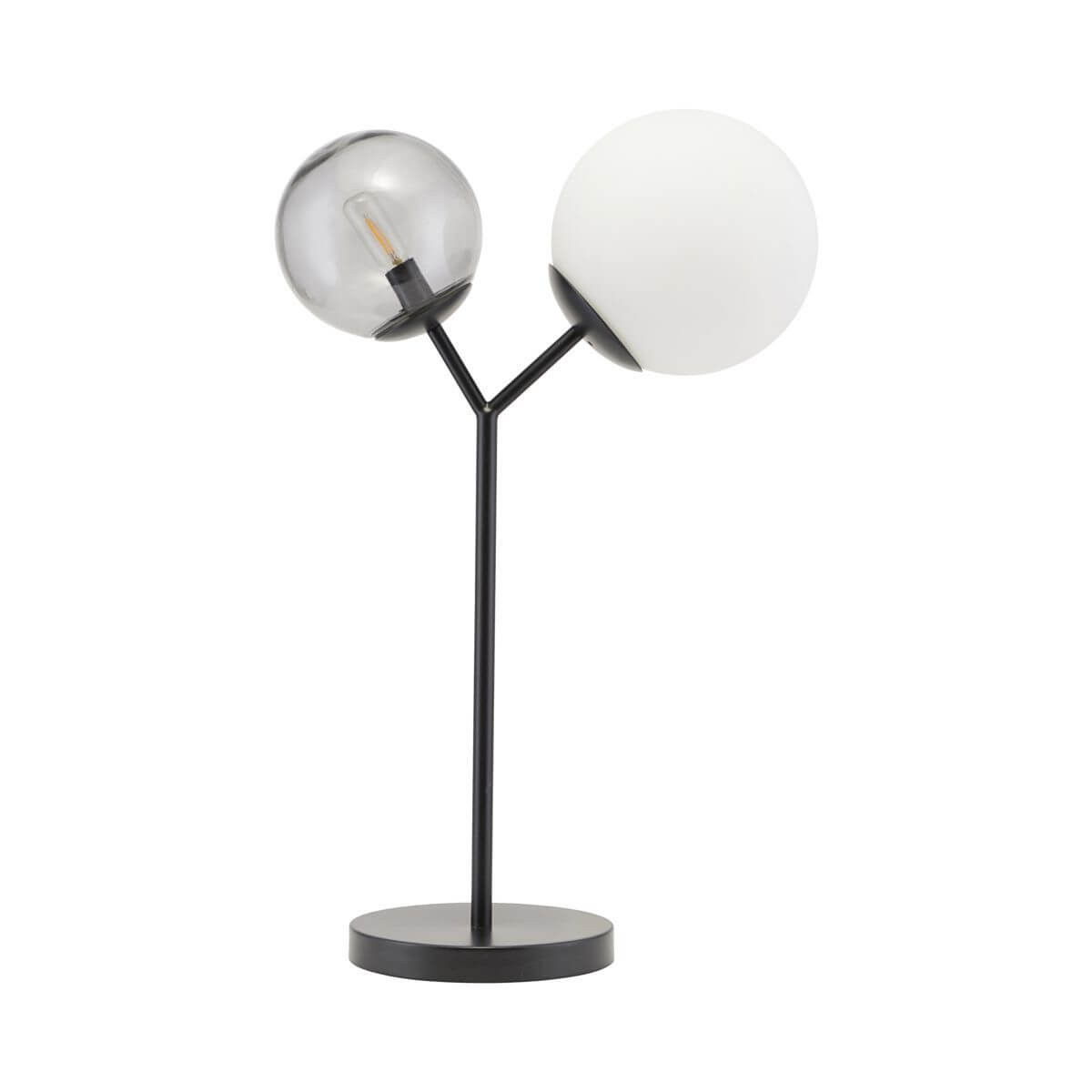 Lampe de table Twice noire - House Doctor