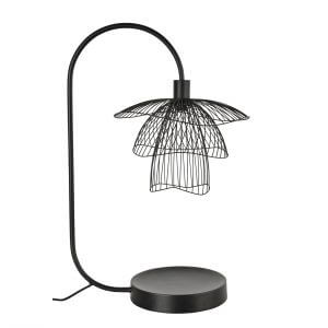 Lampe de table Papillon noir - Maison Forestier