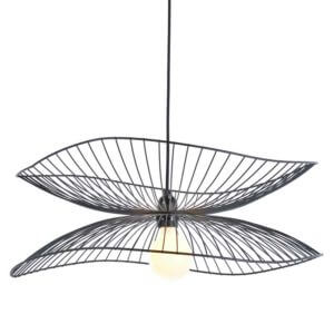 Suspension Libellule noire S - Le Forestier