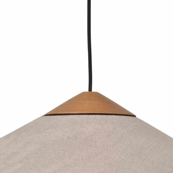 Suspension Cymbal Naturel S - Le Forestier
