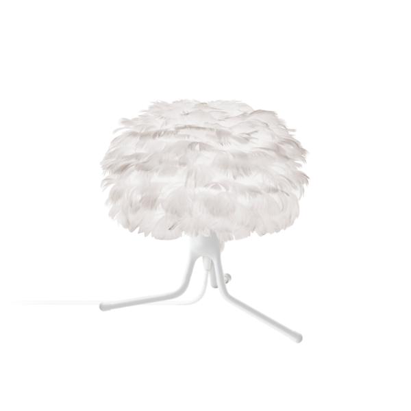 Lampe de table Eos micro blanche - Umage