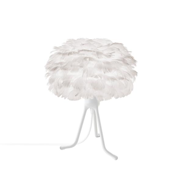 Lampe de table Eos micro blanche
