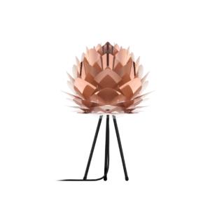 Lampe de table Silvia mini cuivre - Umage
