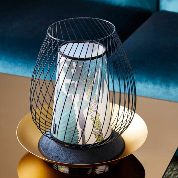 Lampe Table Oasis Blue