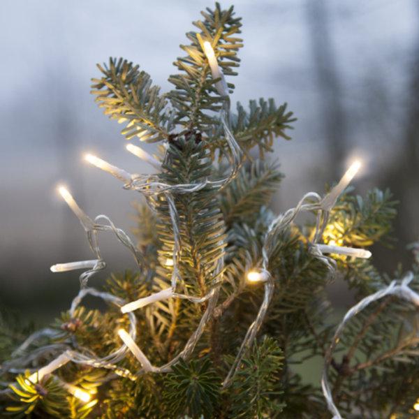 Lichterkette Weihnachtsbaum Innen-und Aussenbereich schwarz