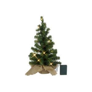 Sapin de Noël LED mini