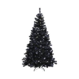Sapin de Noël LED Ottawa noir XL
