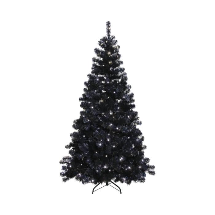 Weihnachtsbaum LED Ottawa schwarz XL