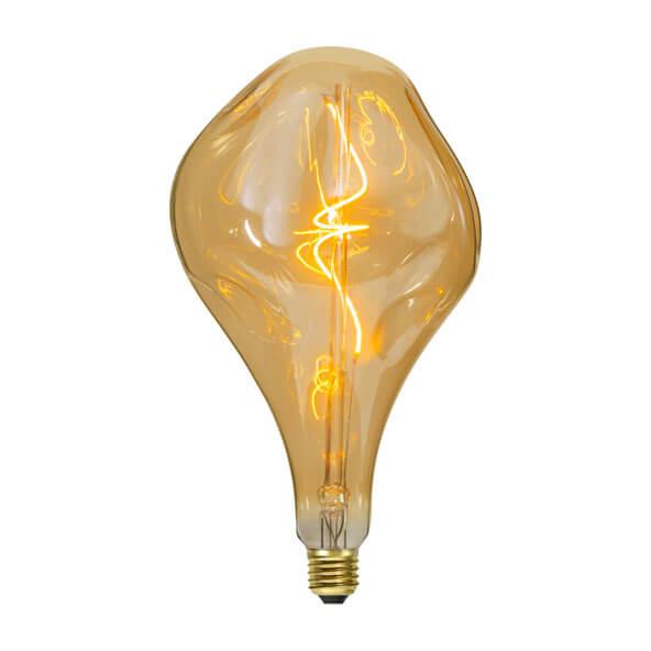 Ampoule LED globe industrielle vintage