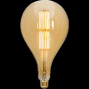 LED-Glühbirne XXL Vintage tropfenförmig