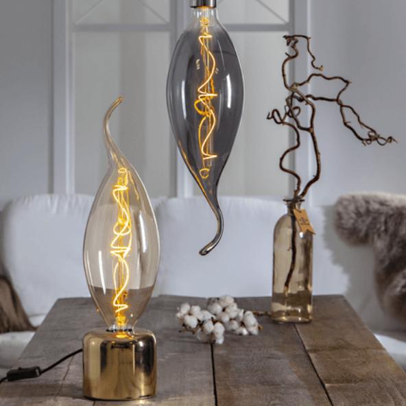 Ampoules LED vintage