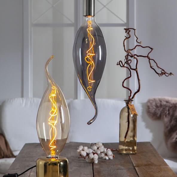 Ampoule LED industrielle vintage