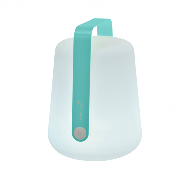 Lampe H.38 cm Balad Bleu Lagune - Fermob