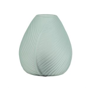 Lampe de table LED Mat Blue Leaf