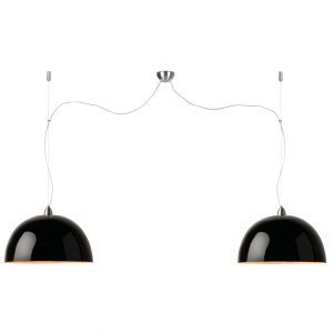 Suspension Halong Double Noire - Good and Mojo