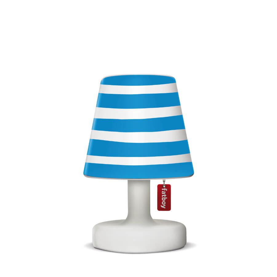 Cooper cappie Mr Blue abat-jour pour la lampe Edison the petit - Fatboy