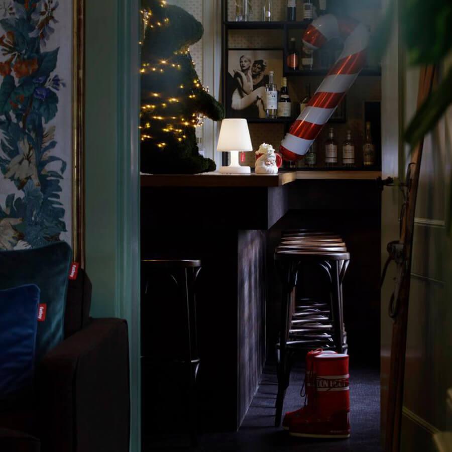 BOLLEKE LAMPE sans fil Red Fatboy
