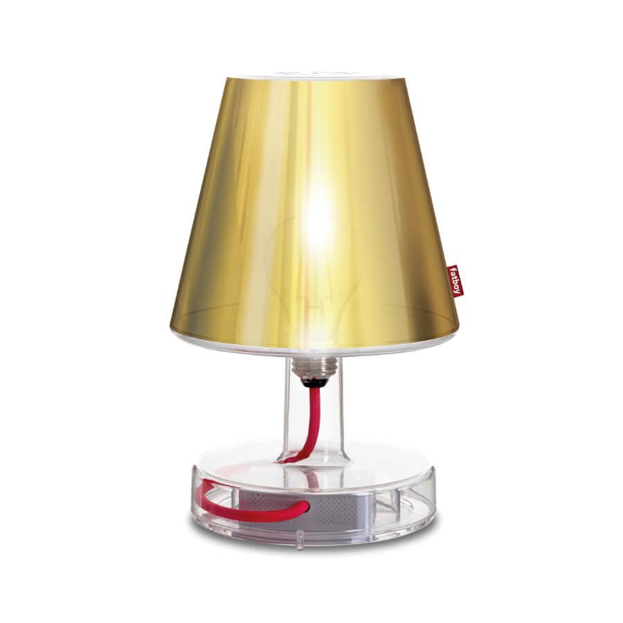 METALLICAPPIE abat-jour Gold pour lampe Transloetje - Fatboy