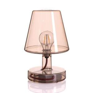 TRANSLOETJE Bleu Lampe de table Fatboy