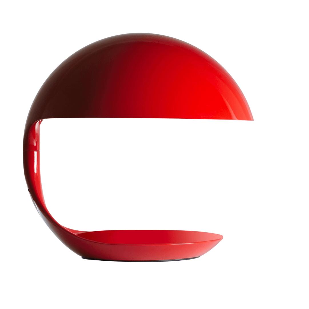 Lampe de table Cobra Blanc - Martinelli Luce