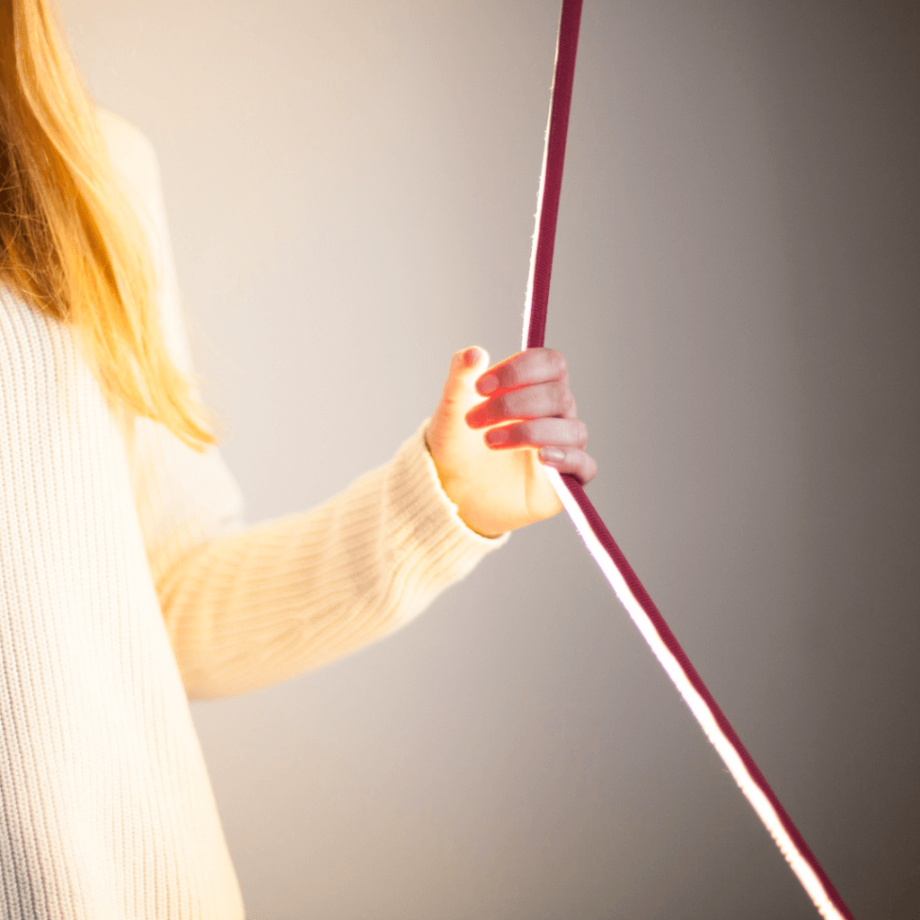 Lampe Elastica Jaune - Martinelli Luce