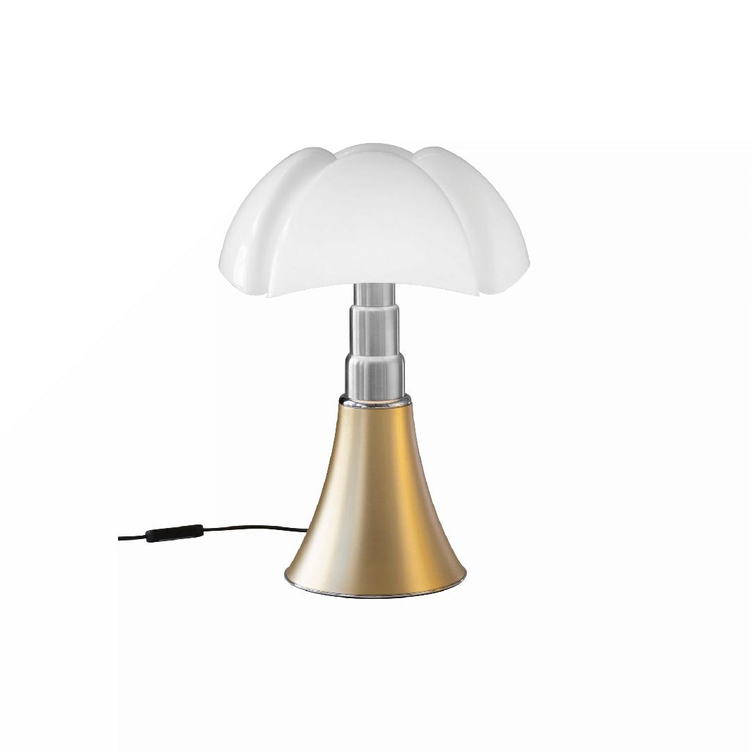 Lampe de table Mini Pipistrello Laiton - Martinelli Luce