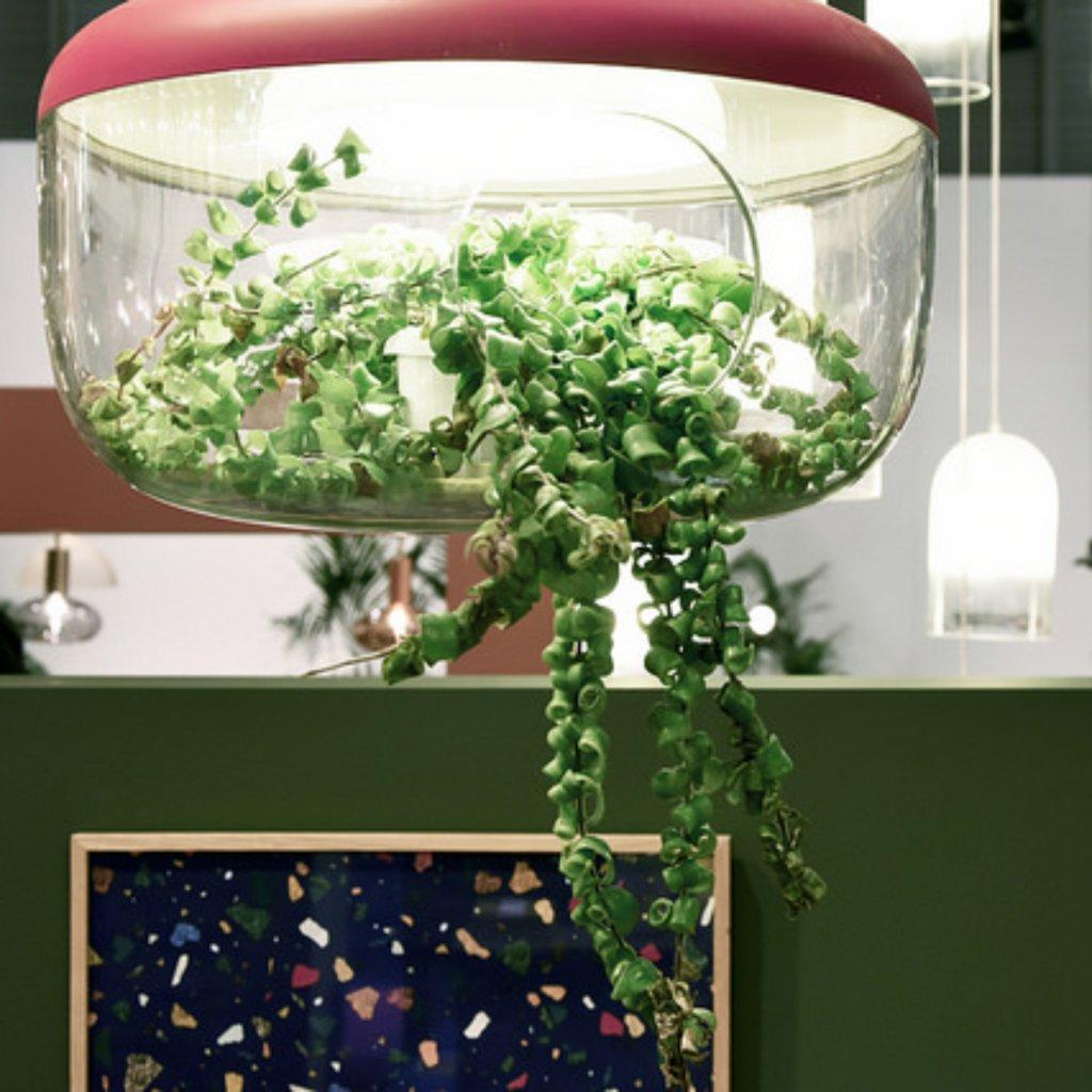 Suspension Favourite Things rouge- Eno Studio