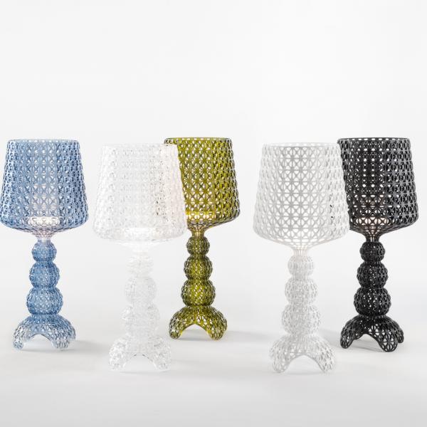 Lampe de table MINI KABUKI cristal - Kartell