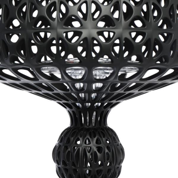 Lampe de table MINI KABUKI noire - Kartell