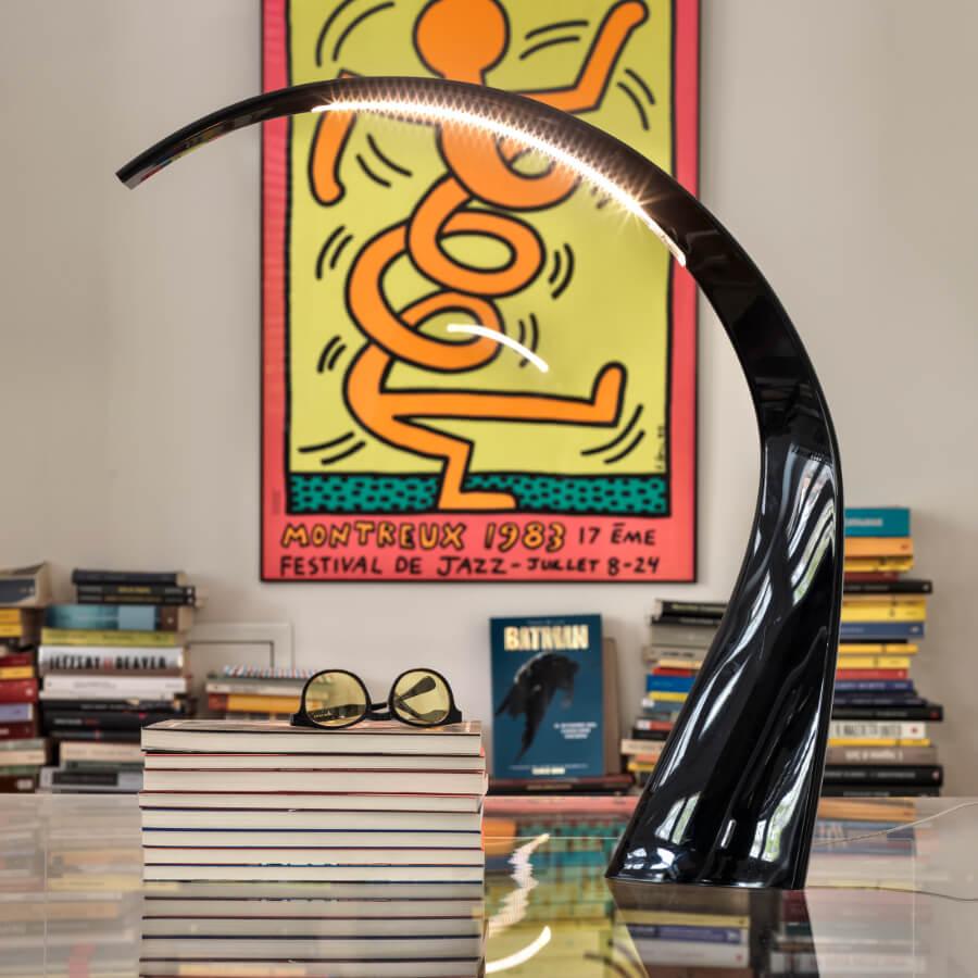 Lampe de table CINDY dark gold - Kartell