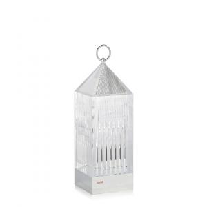 Lampe sans fil LANTERN cristal - Kartell