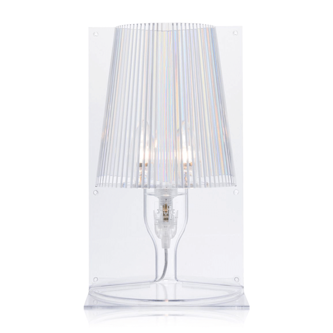 Lampe de table TAKE cristal- Kartell
