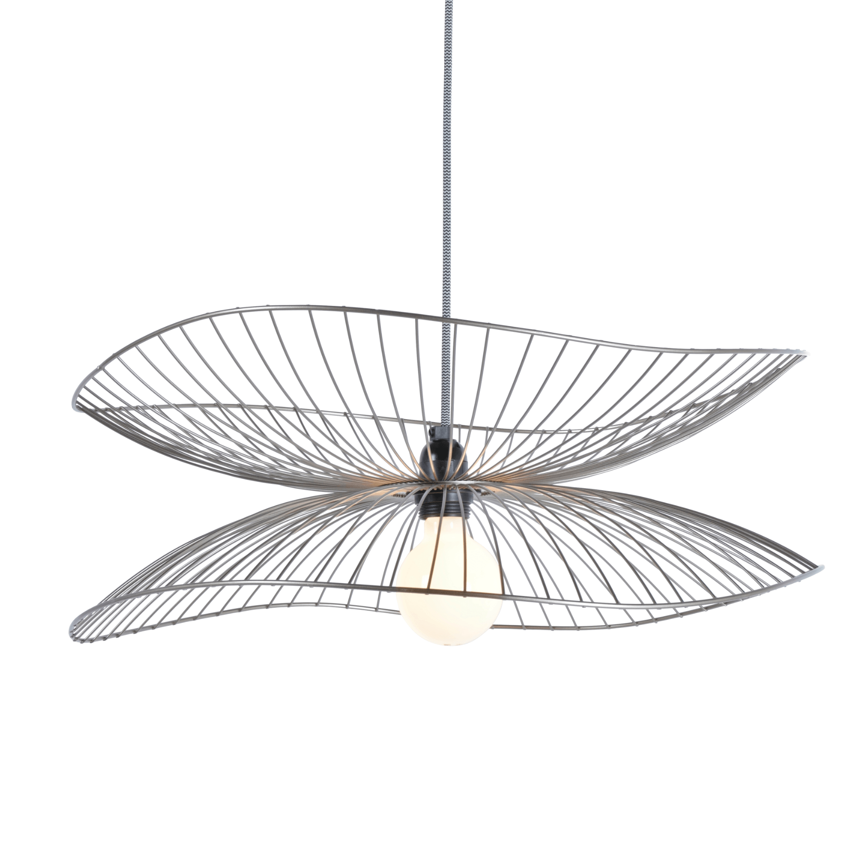 Suspension Libellule Taupe S - Maison Forestier