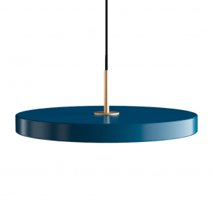 Suspension Asteria bleu pétrole - Umage