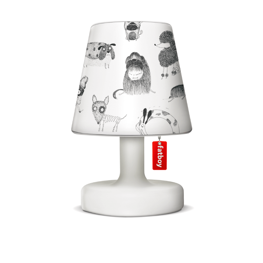 "Edison THE PETIT ""PETS"" lampe de table - Fatboy"
