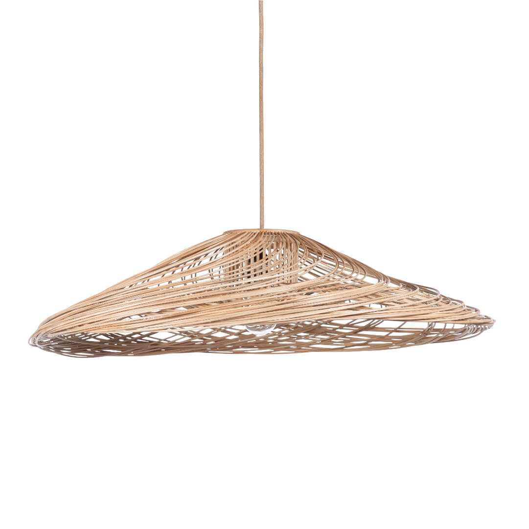 Suspension Satelise M bleu - Maison Forestier